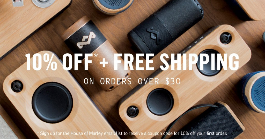 House of Marley Sale