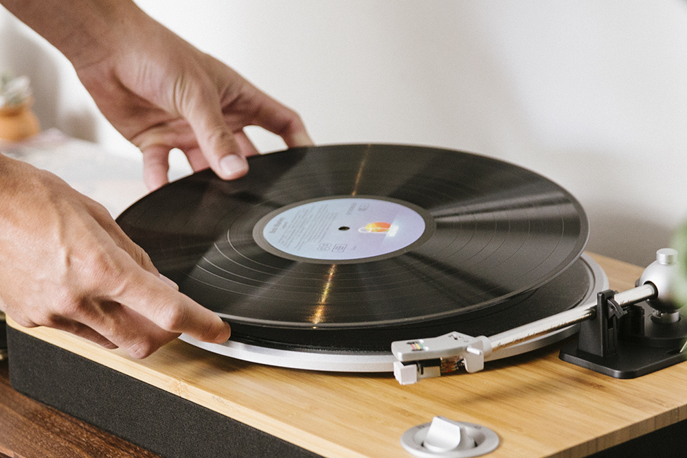 History of the 78, 33, 45 RPM Record - #LiveMarley | House