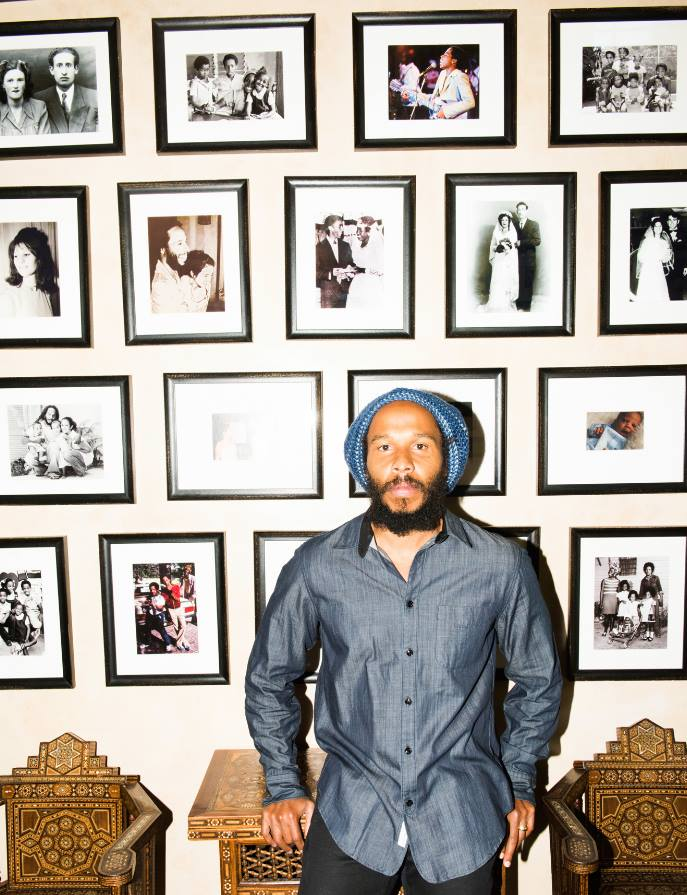 Ziggy Marley Birthday