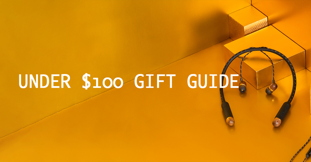 Electronics Gift Guide - Under $100