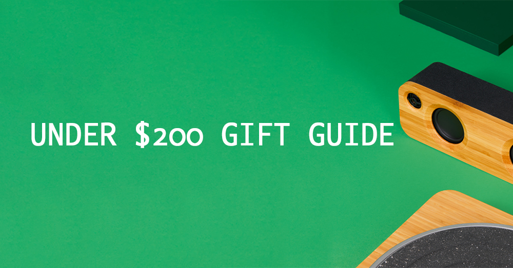 Electronics Gift Guide - Under $200