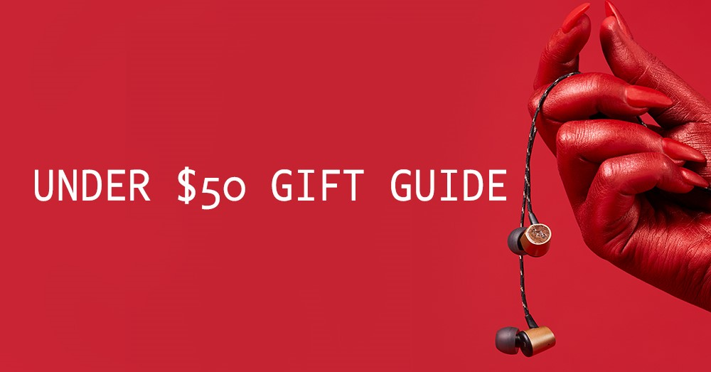 Electronics Gift Guide - Under $50