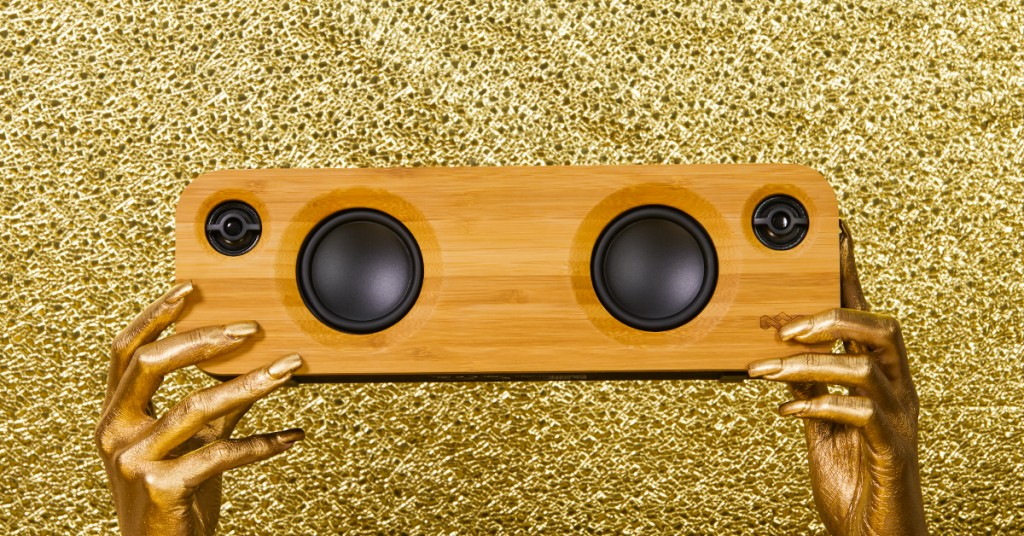 House of Marley Speakers